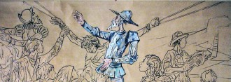 El Quijote en la Memoria