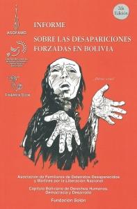Sobre las Desapariciones forzadas en bolivia