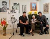 Presentación del libro El Jó en la Piedra. Febrero 2 de 2012. La Paz Bolivia
