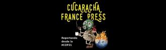 Cucaracha france press