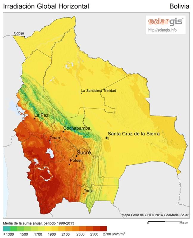 Situación de la energía solar en Bolivia – Fundación Solón